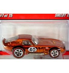 Hot Wheels Classics Shelby Cobra Daytona Coupe
