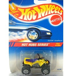 Hot Wheels - Suzuki QuadRacer