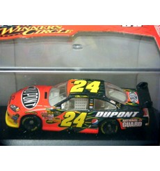 Winners Circle - HO Scale - Jeff Gordon DUPONT NASCAR Stock Car