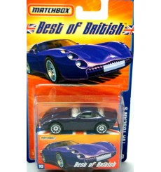 Matchbox Superfast Best of British TVR Tuscan S