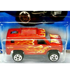 Hot Wheels Super Chromes Series - Baja Breaker 4x4 Van