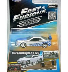 Jada - Fast & Furious - Brian's Nissan GT-R (R35)