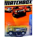 Matchbox  Street Cleaner