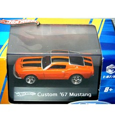 Hot Wheels HO Scale Ford Mustang Fastback