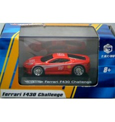 Hot Wheels HO Scale - Ferrari F430 Challenge Race Car