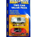 Maisto Road & Track - Porsche Roadster Set