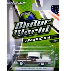 Greenlight Motor World: 1955 Chevrolet Bel Air