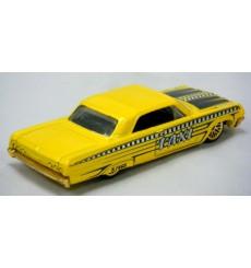 Hot Wheels - 1964 Chevrolet Impala Lowrider Taxi