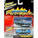 Johnny Lightning Kustomized 1956 Chevrolet Bel Air Convertible