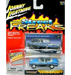 Johnny Lightning Kustomized 1955 Chevrolet Nomad