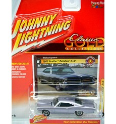 Johnny Lightning R2- Classic Gold - 1981 Jeep Wagoneer
