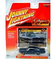 Johnny Lightning R2- Classic Gold - 1965 Pontiac Catalina 2+2