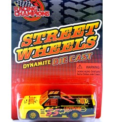 Racing Champions Street Wheels - NASCAR Chevy Pickup Truck