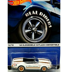 Hot Wheels - Real Riders - 1969 Chevrolet Camaro