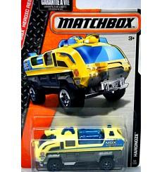 Matchbox: Hardnose - Airport Fire Truck