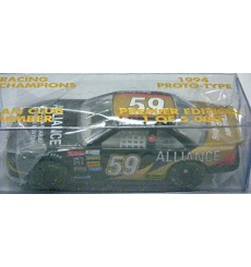 Rare Racing Champions Proto-type - Fan Club Member Robert Pressley Alliance Chevy Lumina Stock Car