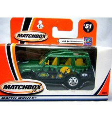 Matchbox - 50th Anniversary Chase Logo Land Rover Discovery