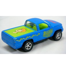 Racing Champions Street  Wheels - Scooby Doo Dodge RAM Pickup Truck