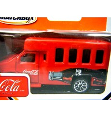 Matchbox - Coca-Cola Chevy Transport Van