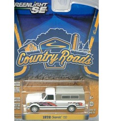 Greenlight Country Roads 1972 Chevrolet C-10 Pickup Truck