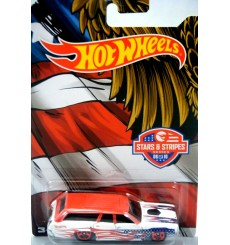 Hot Wheels Stars & Stripes: Dodge Challenger