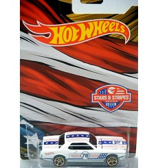 Hot Wheels Stars & Stripes: 1965 Ford Mustang