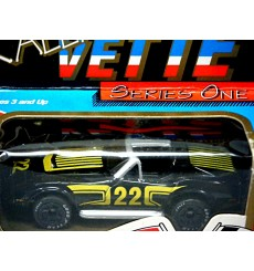 Matchbox - Rally Vette - Chevrolet Corvette C3 Coupe Race Car