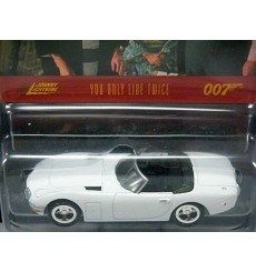 Johnny Lightning: James Bond Toyota 2000 GT