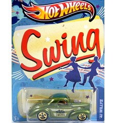 Hot Wheels Jukebox - Swing - 1941 Willys Coupe
