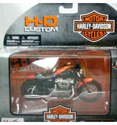 Maisto Harley Davidson Series 31 - 2007 XL 1200N Nightster
