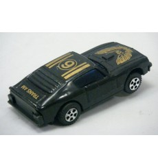 High Speed - Leaping - Pontiac Trans Am