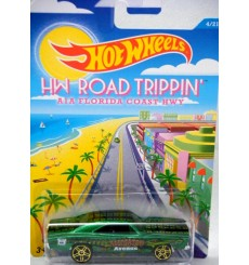 Hot Wheels - Road Trippin' - Dodge Charger Drift Car