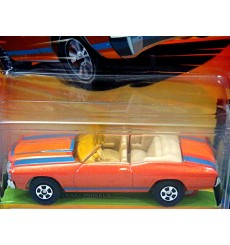 Matchbox Superfast Streakers 1971 Chevrolet Chevelle SS Convertible
