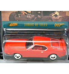 Johnny Lightning James Bond - Diamonds Are Forever - 1971 Ford Mustang Mach 1