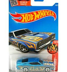Hot Wheels - 1969 Mercury Cyclone GT 428