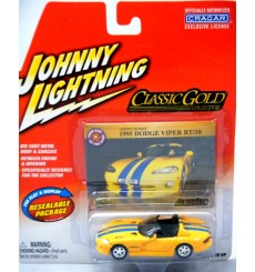 Johnny Lightning Classic Gold Series - 1996 Dodge Viper GTS