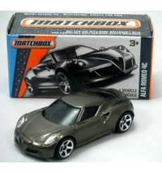 Matchbox Power Grabs - Alfa Romeo 4C