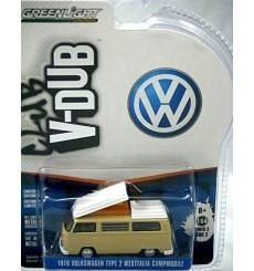 Greenlight - Club V-Dub - 1974 Volkswagen Type 2 Bus