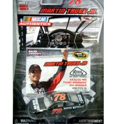 NASCAR Authentics - Michael Waltrip Racing - Martin Truex Jr. NAPA Toyota Camry