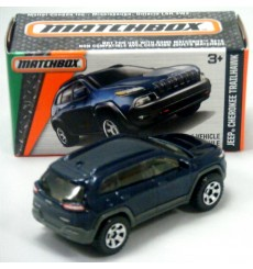 Matchbox Power Grabs - Jeep Cherokee Trailhawk