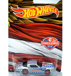 Hot Wheels Stars and Stripes - Chevrolet Camaro Z-28