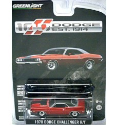 Greenlight Hobby Exclusives - Dodge 100th Anniversary - 1970 Challenger  R/T