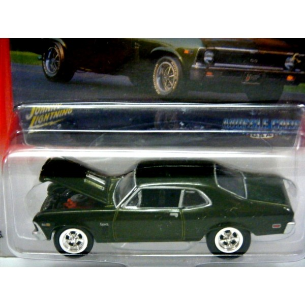 Johnny Lightning Muscle Cars Usa Chevy Nova Ss Global