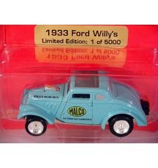 Johnny Lightning Promo: 1933 Willys NHRA Gasser