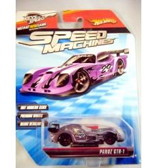 Hot Wheels Speed Machines Panoz GTR-1 Race Car