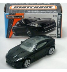Matchbox Power Grabs - Jaguar F-Type Coupe