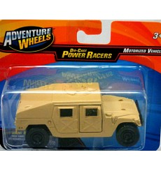 Maisto Power Racers - Desert Military HumVee
