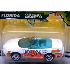 Matchbox Across America - Florida Sunshine Chevrolet Convertible