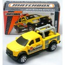Matchbox Power Grabs - Toyota Tacoma Contractor's Pickup