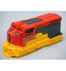 Matchbox - Heavy Railer - Freight Train Engine